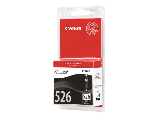 Canon CLI-526bk Tinte Schwarz