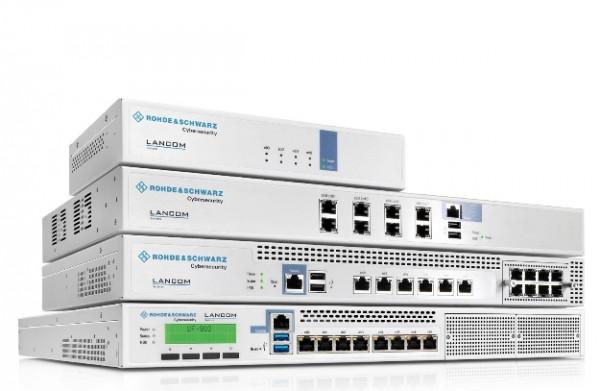 LANCOM R&S Unified Firewall UF-100 - UTM/Firewall