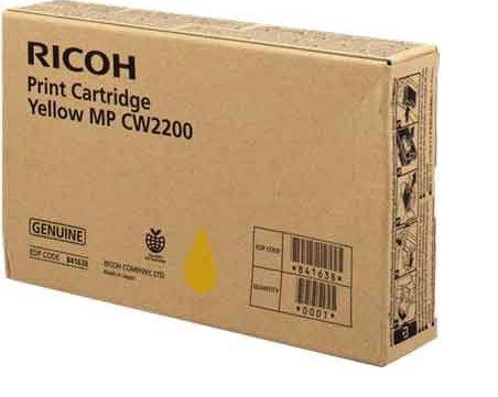 Ricoh Gel Yellow MP CW2200