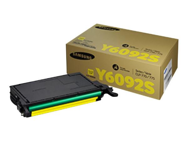 Samsung CLT-Y6092S/ELS Toner Gelb