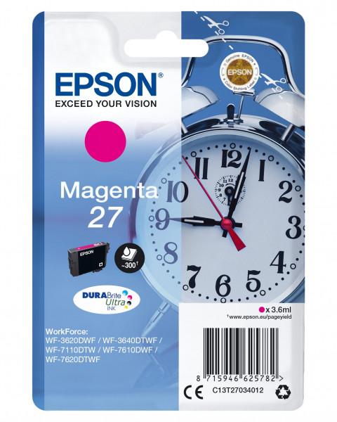 Epson 27 Tinte Magenta