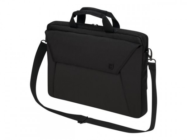 "Dicota Slim Case EDGE, 15,6"", schwarz"