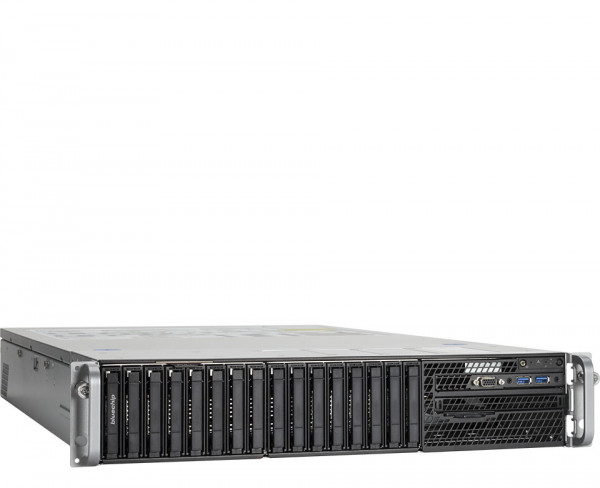 bluechip SERVERline All-Flash-Storage (NVMe + SSD)