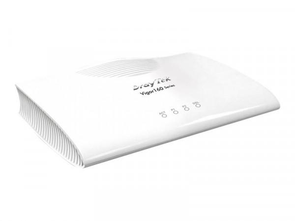 Modem Draytek Vigor 166 VDSL ADSL2+ Modem 2-Port-Switch