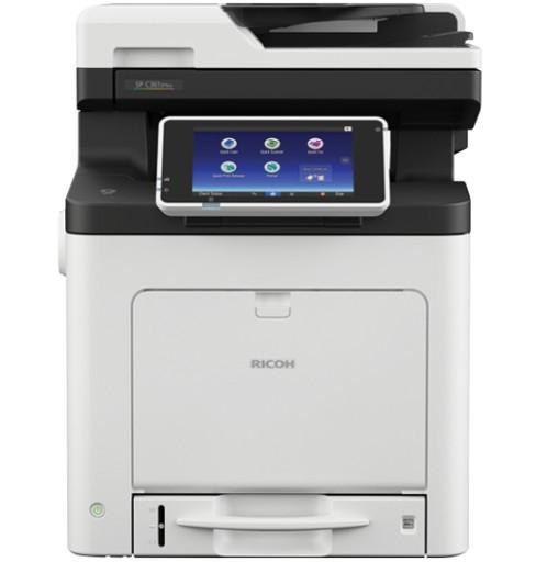 Ricoh SPC361SFNw (D/K/S/F) A4 Farblaser Multifunktion 12 Monate Gewährleistung