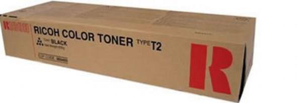 Ricoh Toner Schwarz Toner Typ T2