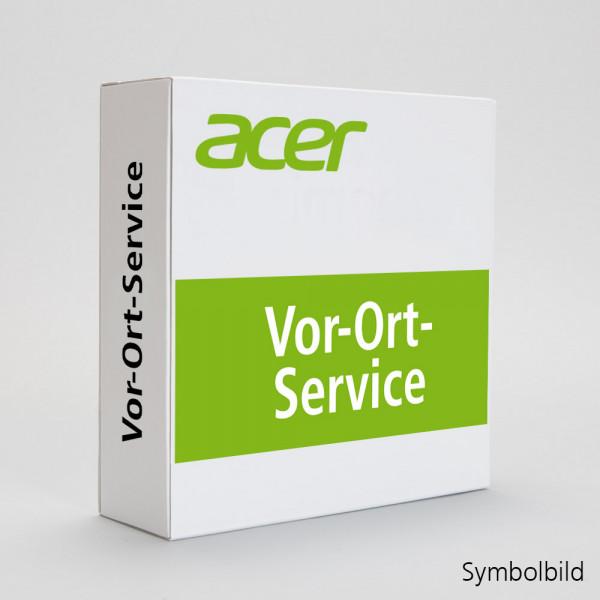 Acer Advantage 3 Jahre Vor-Ort-Service (für TravelMate & Extensa)