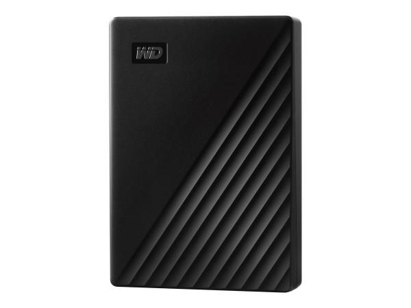 "WD My Passport 5 TB Externe Festplatte 2,5"" Black USB 3.0 inkl. UHG"