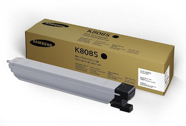 Samsung CLT-K808S/ELS Toner schwarz 23.000 Seiten