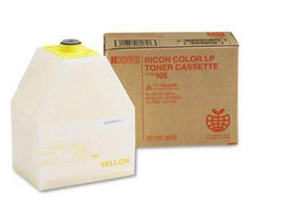 Ricoh Toner Typ 105 Gelb