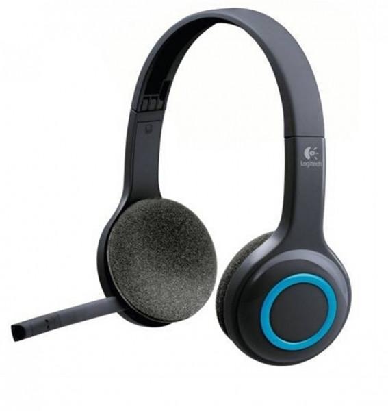 Logitech Wireless Headset H600 - ( halb offen )