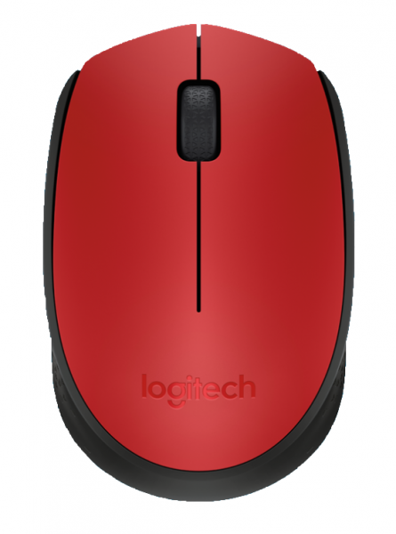 Logitech M171 rot