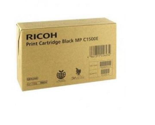 Ricoh Gel-Kartusche Schwarz ca. 9K für Aficio MP C1500SP