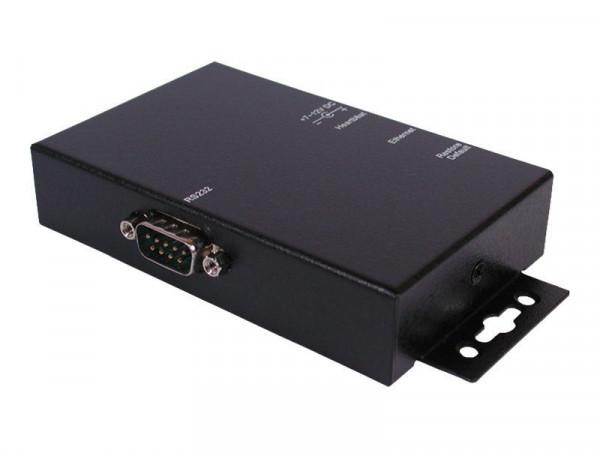 Exsys EX-6031PoE - Geräteserver - 1x LAN zu 1x RS-232