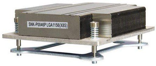 Kühlkörper Intel LGA 1156 / 1155 / 1151 / 1150 1U passiv