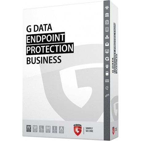 G DATA Endpoint Protection Business + Exchange Mai lSecurity - Abonnement-Lizenz EDU (1 Jahr)