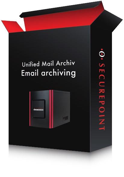 Securepoint UMA Subscriptionverlängerung für 5 bis 9 Benutzer (platin)