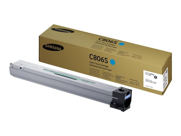 Samsung CLT-C806S/ELS Toner Cyan
