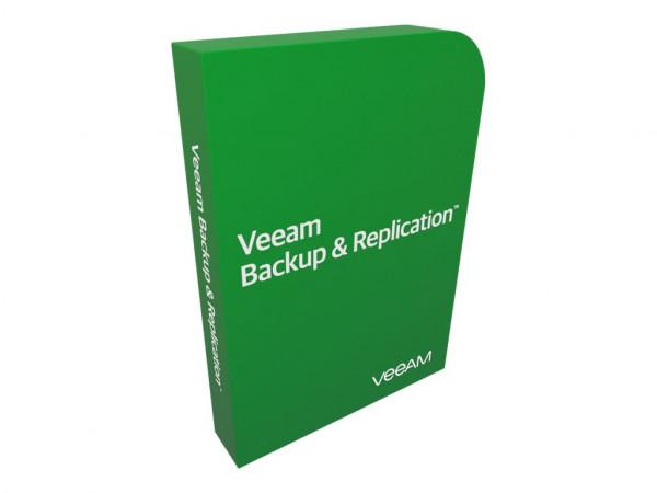 Veeam Backup & Replication Enterprise (any hypervisor, any edition) - Lizenz per Socket + 1 Year Ma