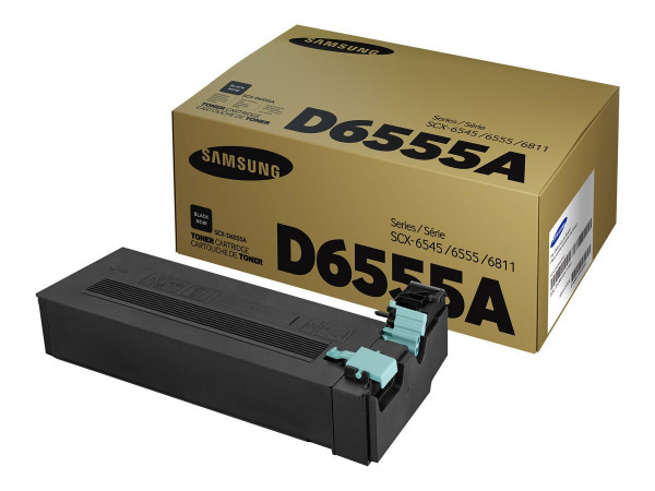 Samsung SCX-D6555A/ELS Toner schwarz 25.000 Seiten