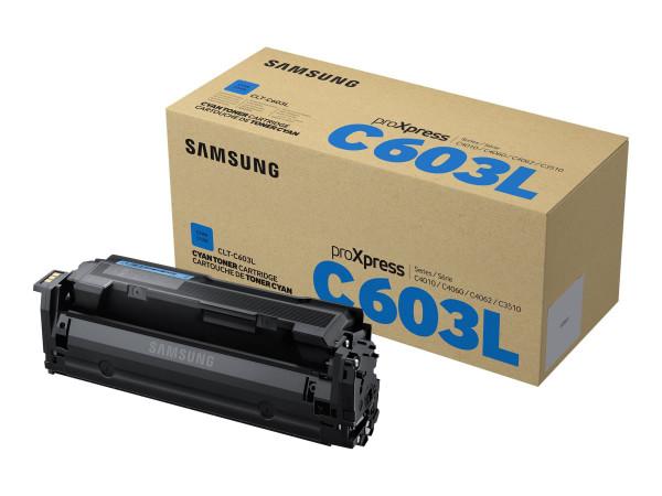 Samsung CLT-C603L/ELS Toner Cyan