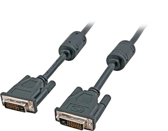 Monitorkabel DVI-D -> DVI-D S/S 3,0m Dual Link