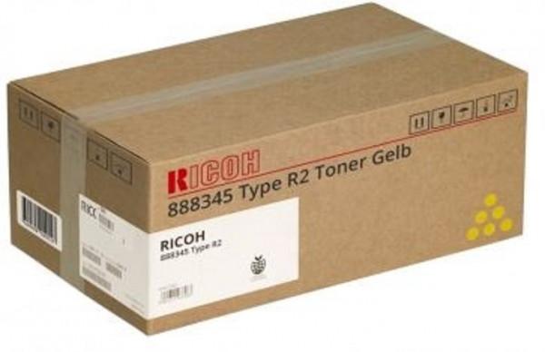 Ricoh Toner Typ R2 Gelb