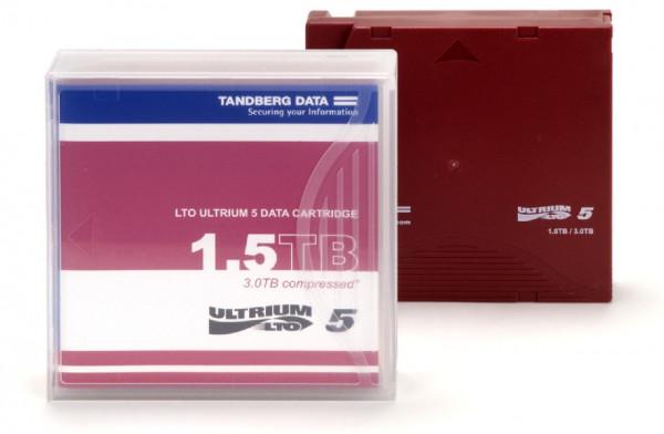 Overland LTO5 Kassette, LTO Ultrium 5 1.5TB/3.0TB