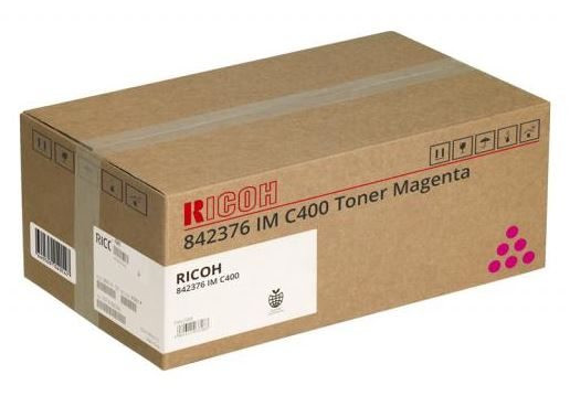 Ricoh Toner Magenta, ca. 8.000 Seiten (für IM C400F / IM C400SRF)