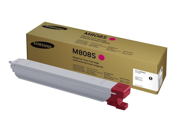 Samsung CLT-M808S/ELS Toner magenta 20.000 Seiten