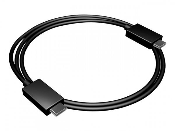Club 3D USB 3.1 Gen.2 Type-C Kabel 0.8 m 10Gbps, 4K60Hz, Power Delivery