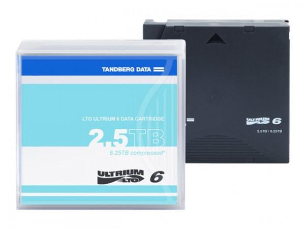 Overland LTO6 Kassette, LTO Ultrium 6 2.5TB/6.25TB