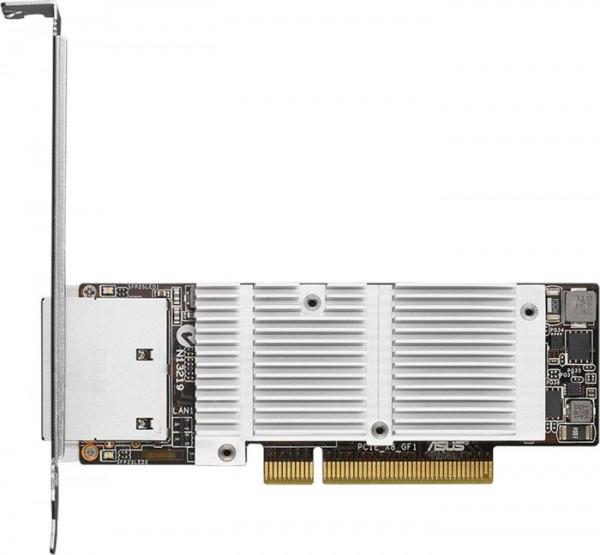 Netzwerkkarte ASUS 2 x 10 GbE, Broadcom, RJ45, PCIe 3.0 x8 Adapter