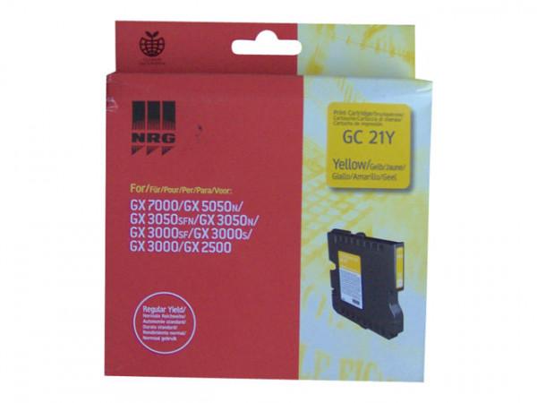 Ricoh Gelb GC 21Y für GX 3050SFN 1k
