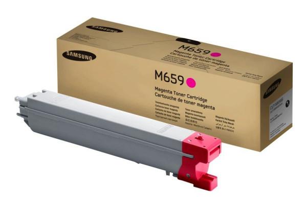 Samsung CLT-M659S/ELS Toner magenta 20.000 Seiten
