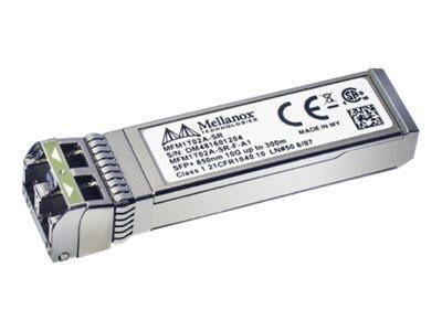 NAS QNAP z LAN SFP+-Transceiver-Modul - 10 GigE - 10GBase-SR TRX-10GSFP-SR-MLX