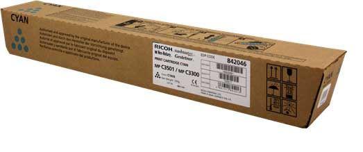 Ricoh Toner cyan für Aficio MP C2800 16k
