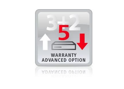 LANCOM Warranty Advanced Option M - Serviceerweiterung (+2 Jahre+NBD)