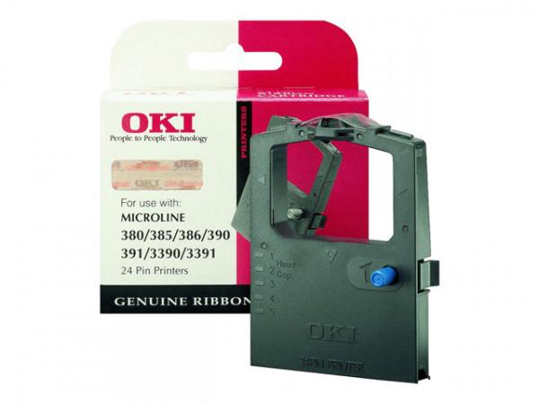 OKI Farbband Schwarz für ML 380/385/39x/339x