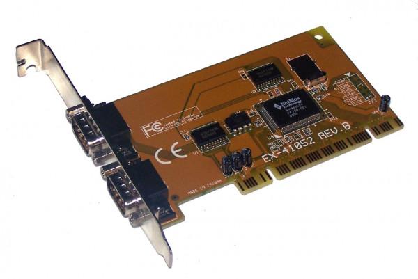 Multi I/O Card EX-41052 2*RS-232
