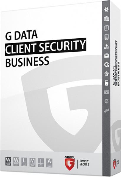 G DATA ClientSecurity Business - ( 1 Jahr ) - EDU - Erneuerung - Netzwerklizenz