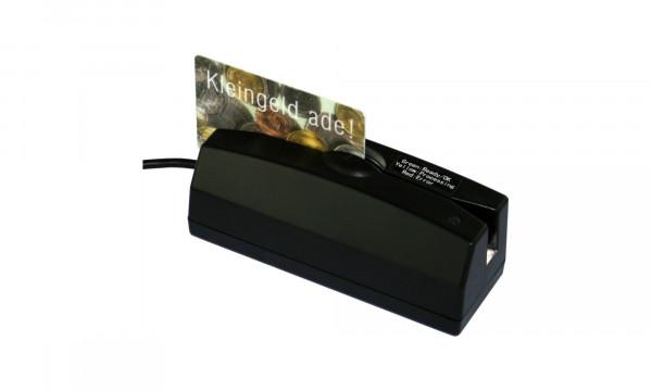 Active Key AK-980 3-Track Magnetic Card Reader USB schwarz