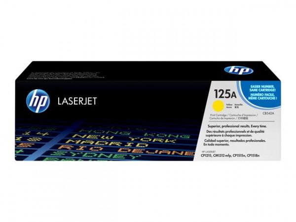 HP 125A Toner Gelb