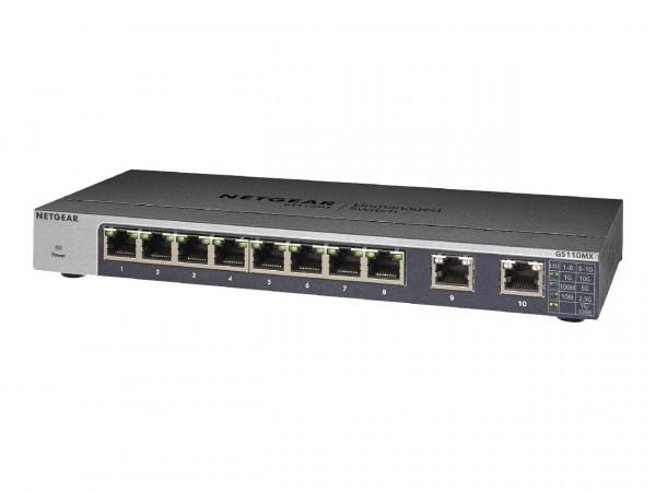 NETGEAR GS110MX - Switch - nicht verwaltet