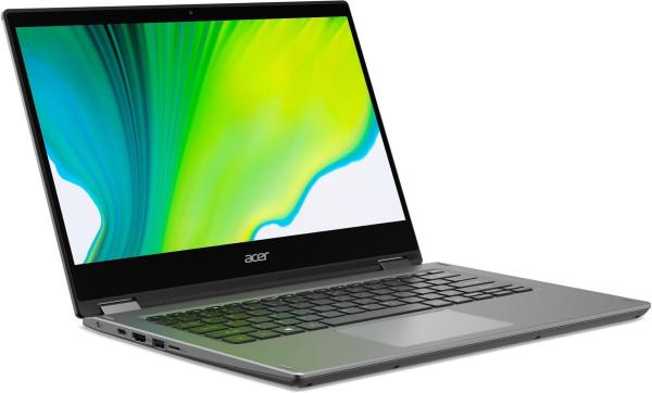 "Acer Spin SP314-54N-3496 - 14"" (35,56 cm) - i3-1005G1 - Win10 Pro *EDU* - 256 GB PCIe SSD - 8 GB"