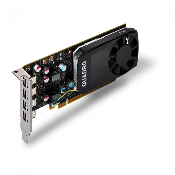 PNY Quadro P620 V2 DP 2GB PCIe 3.0 Retail