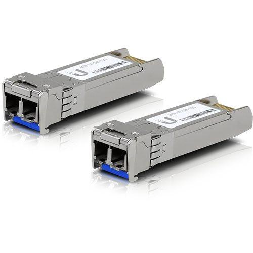 UbiQuiti UF-SM-10G - SFP+ (MiniBGIC) Transceiver-Modul (2er Pack)