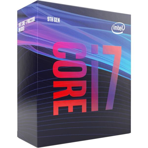 Prozessor Intel Core i7-9700 LGA1151v2 BOX