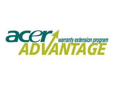AcerAdvantage Virtual Booklet - Serviceerweiterung