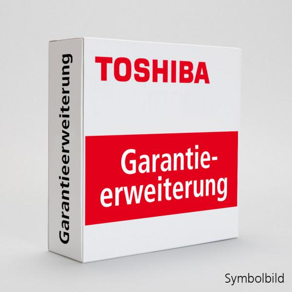 """Toshiba Garantieerweiterung auf 3 Jahre Vor-Ort Reparaturservice """"""""GOLD"""""""" in Europa mit Erweiterung"""